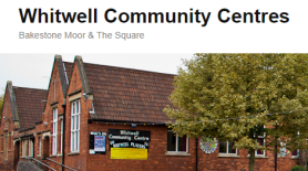 WHitwell Community centre